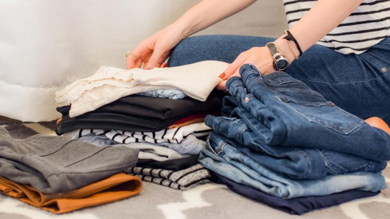 How to Avoid Spending Hours Organising Your Closet